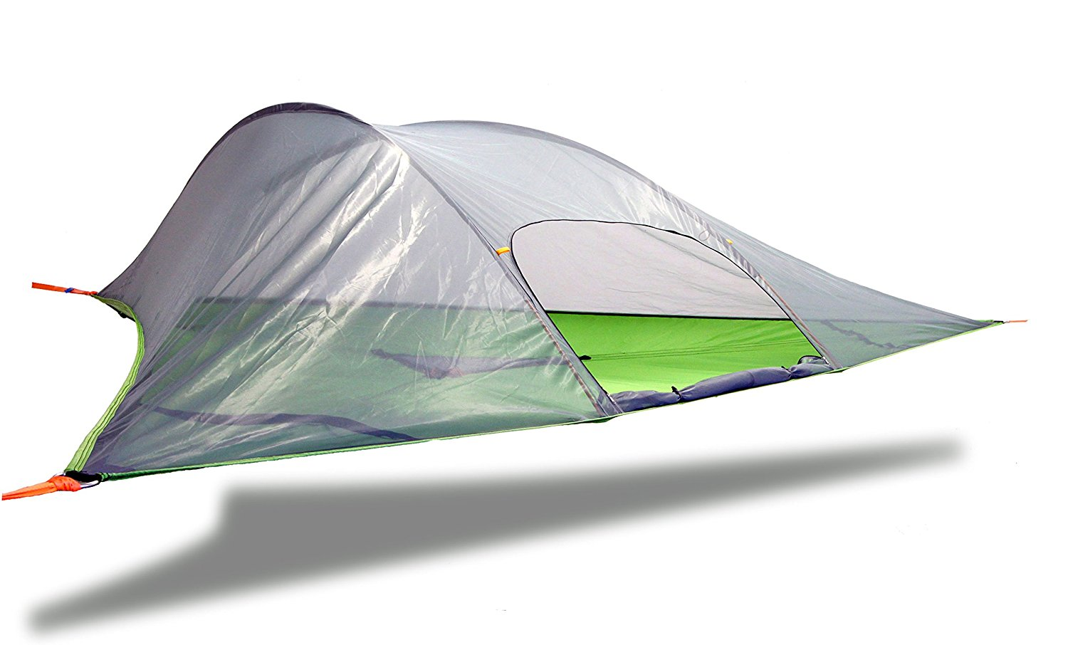 Picture of the tentsile sting ray with the tarp removed