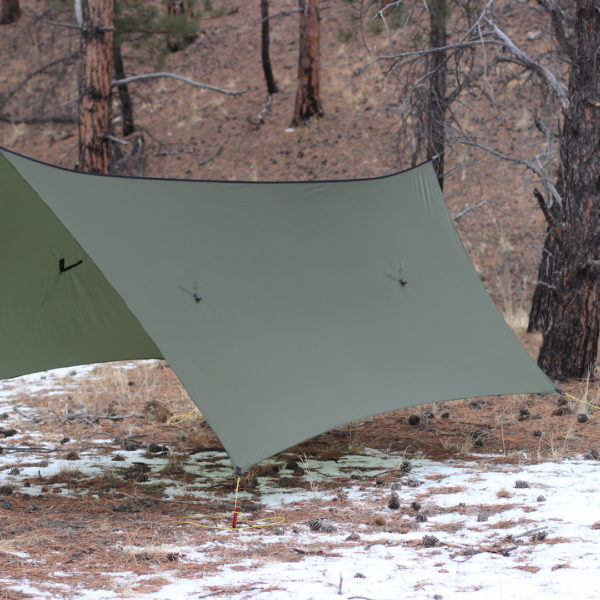 The Mamajamba tarp from Warbonnet Outdoors
